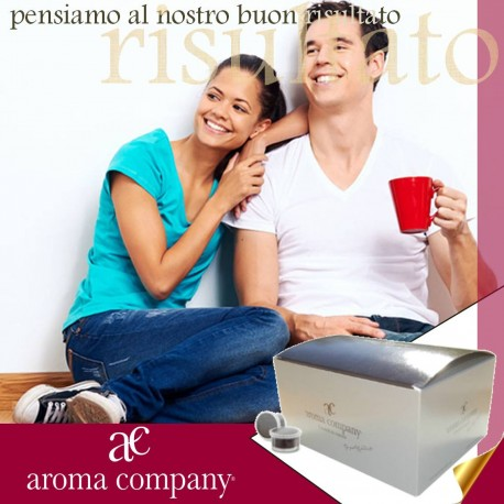box 20 Espresso point compatibili, Deck Aroma coffee Aroma Company