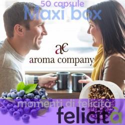 Maxi 50 pezzi - Tisana Mirtillo (Espresso Point compatibile*)