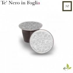 Tè Nero in Foglia 30 capsule (Nespresso compatibile*)
