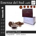 20 capsule Espresso Point compatibili*, caffè Essenza del Sud