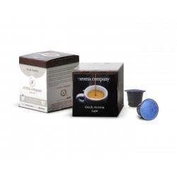 Capsule Deck Aroma Light Nespresso* autoprotette compatibili caff? di alta qualit? conf. 12pz
