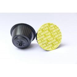 16 Kaps Tee mit Zitronenlösliches Produkt