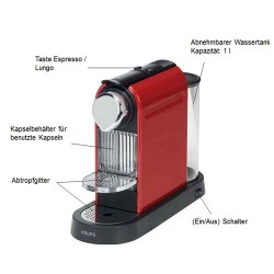 Nespresso Citiz originale