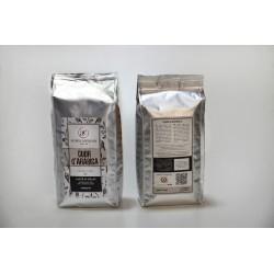 Cuor d'Arabica - 1000 g. in Körnern gebraten
