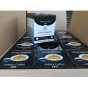 144 Capsule Arabica coffee Nespresso* autoprotette compatibili caffè di alta qualità.