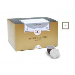 Confezione da 25 capsule Nespresso compatibili di caffè Deck Aroma