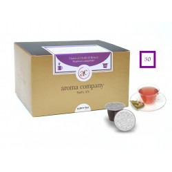 Herbal tisane with berries, 30 capsules (Nespresso compatible*)