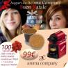 Offerta speciale macchina originale Nespresso + 100 capsule di caffè miscele varie