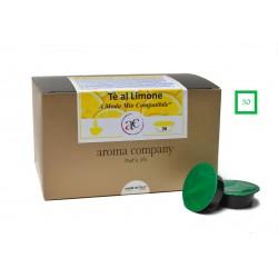TE' AL LIMONE - 30 capsule -Prodotto solubile -  (A Modo Mio compatibile*)