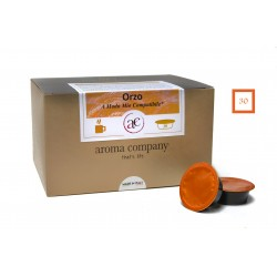 ORZO - 30 capsule - Prodotto solubile -  (A Modo Mio compatibile*)