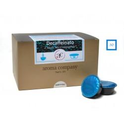 CAFFE' DECAFFEINATO - 30 capsule (A Modo Mio compatibile*)
