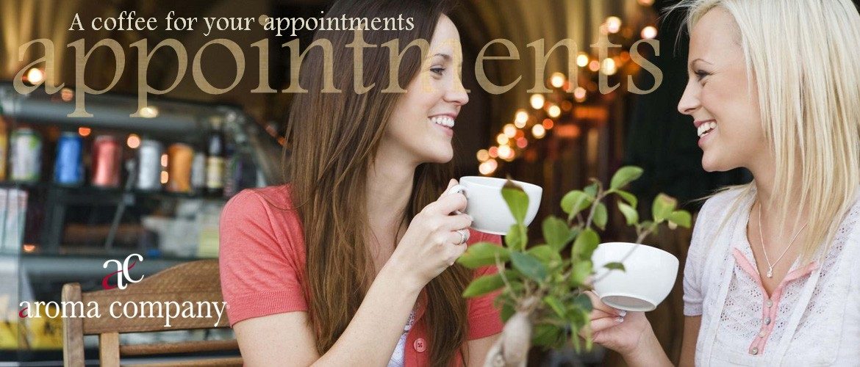 Aroma Company, un caffè per i tuoi incontri